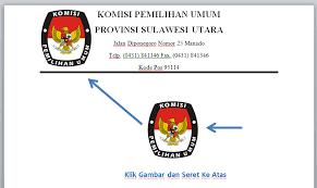 cara membuat kop surat dan logo cara membuat logo di sing alamat kop surat ms word portal informasi