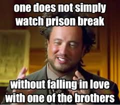 Prison Break Memes - check out this meme i made with makeameme prisonbreakmemes