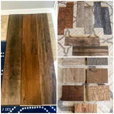 Aqua Floor Laminate Modern Farmhouse Office Makeover Part 3 Flooring Addicted 2 Diy