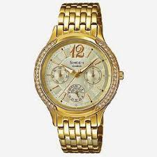 Jam Tangan Casio Gold 19 best jam tangan casio sheen original images on bb rp