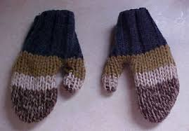 sweater mittens how to mittens out of an sweater