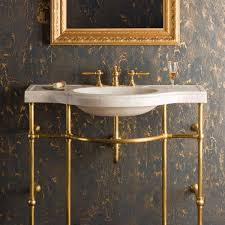 Console Bathroom Sinks Renaissance Console Top U2013 Stone Forest