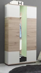 dielenmã bel design wohnzimmerz schuhschrank garderobe with garderobe jesko cm weiss