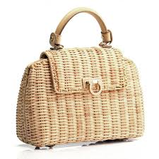 wicker handbags lacquered finish life and times 1960 u0027s