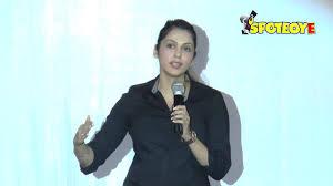 isha koppikar at the u0027swachh bharat u0027 event spotboye youtube
