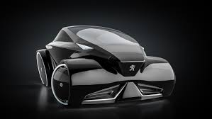 pejo sport araba rugir concept car design redwhite cgi