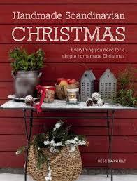 handmade scandinavian christmas by hege barnholt waterstones