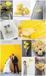 show pam the cupcakes so pretty yellow and gray combination