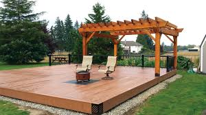 Pergola And Decking Designs by Free Pergola Design Plans For Decks Patios U0026 Yards