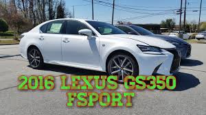 lexus sports car gs 2016 lexus gs 350 fsport flow lexus of greensboro youtube