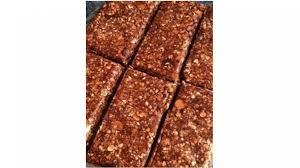 no bake german chocolate protein bars muscle u0026 fitness
