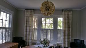 dining room window treatments nyc