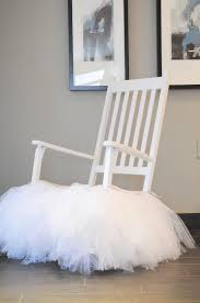 chair covers for baby shower baby shower to be chair custom made this tutu especially