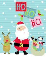 personajes lindos de navidad felices vector gratis navidad