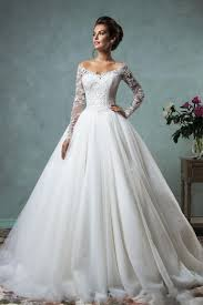 55 Long Sleeve Wedding Dresses by Best 25 Puffy Wedding Dresses Ideas On Pinterest Pretty Wedding