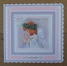 personalised granddaughter christmas card ebay