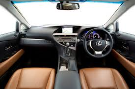 lexus rx interior lexus rx review and photos