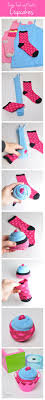 homemade cupcake gift box idea for tween diy turn a colorful