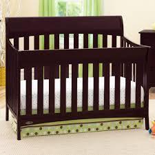 Graco Espresso Convertible Crib Graco 4 In 1 Convertible Crib Tatum 4in1 Convertible Crib