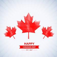 beautiful happy canada day background free vectors ui