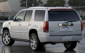 cadillac suv 2010 used 2011 cadillac escalade hybrid for sale pricing features