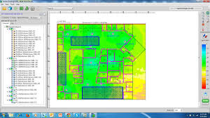 airmagnet planner netscout site floor plans users can specify the minimum signal coverage expected the transmit power media type of the ap etc and mark wi fi coverage areas