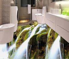 vinyl flooring adhesives custom wall paper rolls waterfall 3d