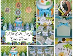 jungle baby shower baby shower king of the jungle baby shower catch my party