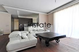glyfada minimalist design furnished apartment for rent
