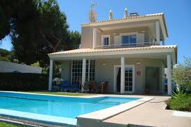 villa to rent in vilamoura algarve with private pool 92023