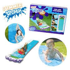 garden water slip and slide poundshrinker