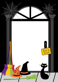 bordes y marcos para halloween halloween borders pinterest