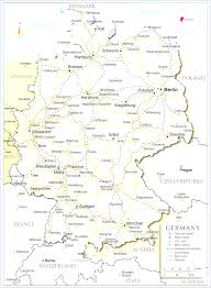 map germany austria map of southern germany austria and switzerland world maps