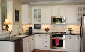Discount White Kitchen Cabinets Fascinating Pictures Yoben Endearing Laudable Favored Endearing