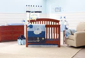 Nursery Bedding Sets Boy by Bedroom Fun Way To Decorate Your Kids Bedroom With Nautical Crib