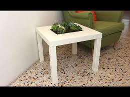 ikea lack tables ikea lack table planter youtube