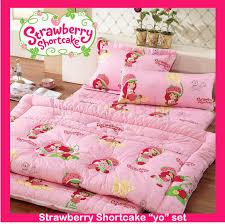American Bedding Mattress Baby Korean American Baby Strawberry Shortcake U201cyo U201d Mattress Set