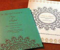 invitation design programs gold chevron letterpress wedding invitation design sai