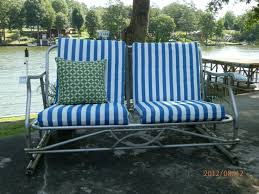 Patio Furniture Glider by 133 Best Vintage Outdoors Images On Pinterest Gliders Lawn