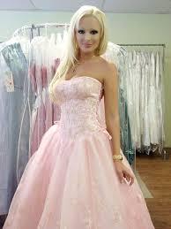 rosa brautkleid daniela katzenberger fotos ihres wunsch hochzeitskleides gala de