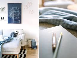Haus Wohnzimmer Ideen Wohnzimmer Ideen Kupfer Blau Angenehm Auf Moderne Deko Mit