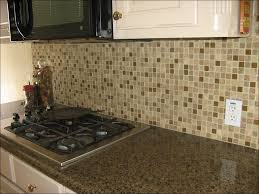 kitchen unmodified thinset blue glass backsplash kitchen pebble