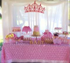 tutu centerpieces for baby shower 35 princess themed baby shower decorations table decorating ideas