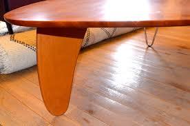 vintage rudder coffee table by isamu noguchi for herman miller for