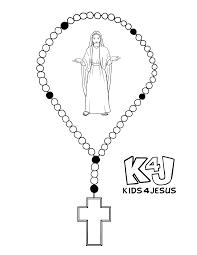 how to pray the rosary k4j