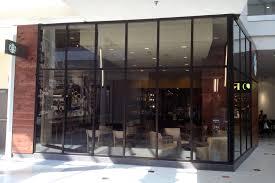 commercial aluminum glass doors storefront glass repair or replacement manassas va