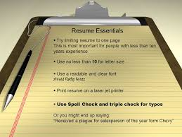 Spell Resume How To Write The Perfect Resume Ppt Download