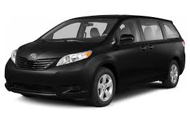 2013 toyota sienna new car test drive