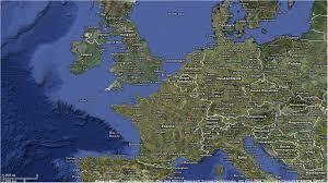 Germany Google Maps by G0isw Radio Astronomy