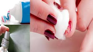 how to remove nail polish without nail polish remover how to